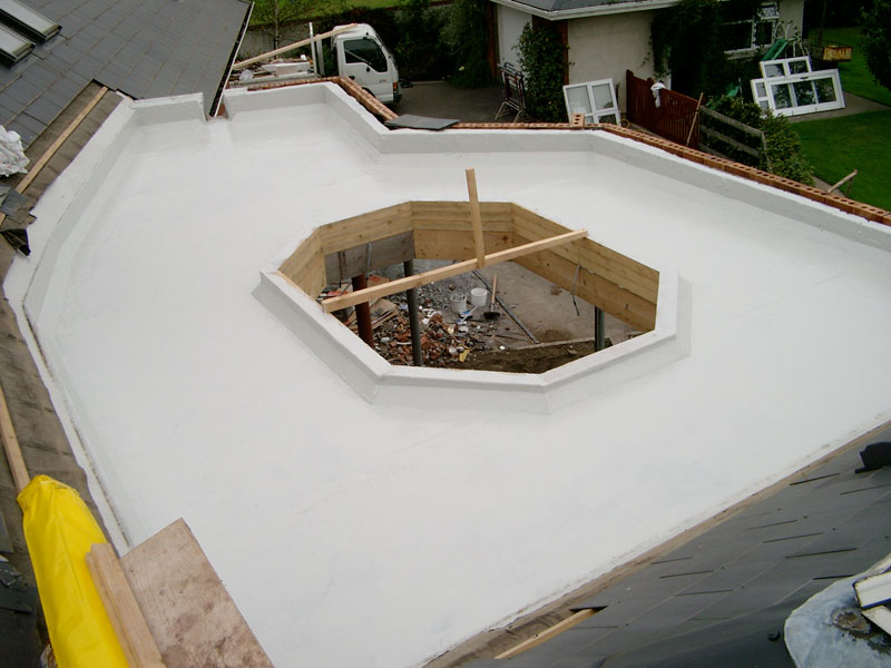 Professional Fibreglass Roofing Services Ireland 15 Year